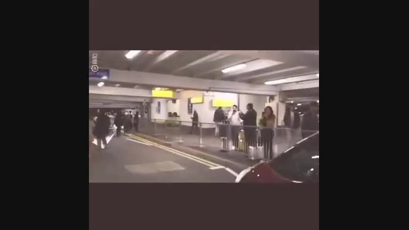 АП Хитроу Лондон 17 11 2018
