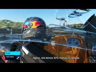 Formula 1 2014 - Novo Carro-Detalhes.Legendado.