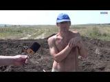 Раскопки курганов бронзового века Кошкинский район
