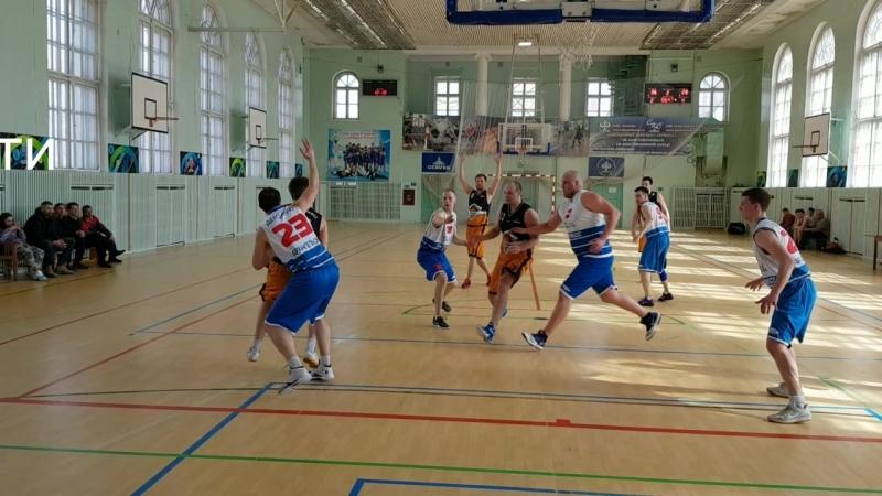Баскетбол Севмаш-Диал