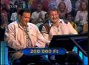 Legyen Ön is milliomos (10.12.2009) Kiderült Fábry Sándor nagy titka