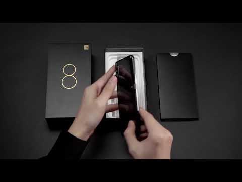 Mi 8 Pro Unboxing ¦ Пора в будущее