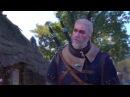 Диалог с Плотвой Ведьмак 3 Дикая Охота DLC Кровь и Вино