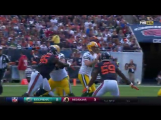 Lacys one-handed grab