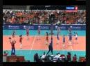 03 10 2015 19 25 Волейбол Чемпионат Европы Женщины Полуфинал Россия Сербия