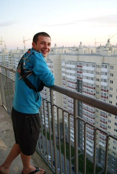 Павел Фомин, 27 ноября 1993, Санкт-Петербург, id191491087