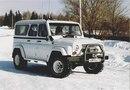 История отечественного автопрома: УАЗ 469.