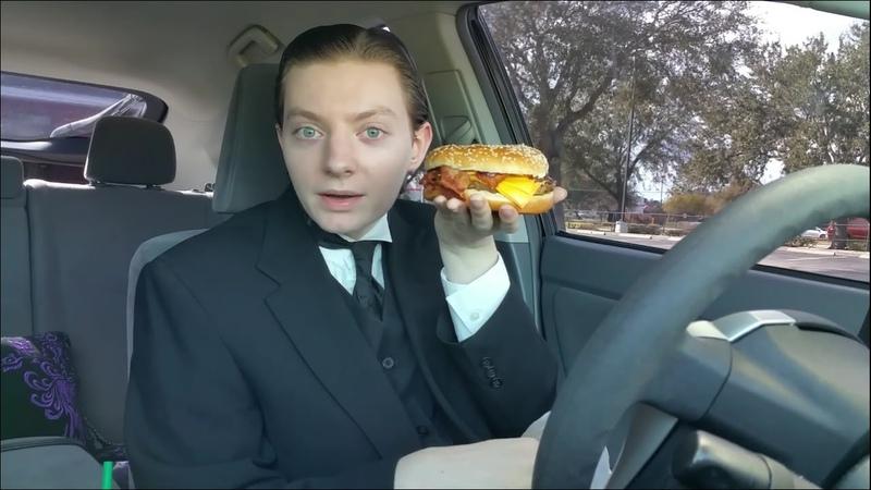 Burger King NEW BBQ Bacon King™ - Food Review