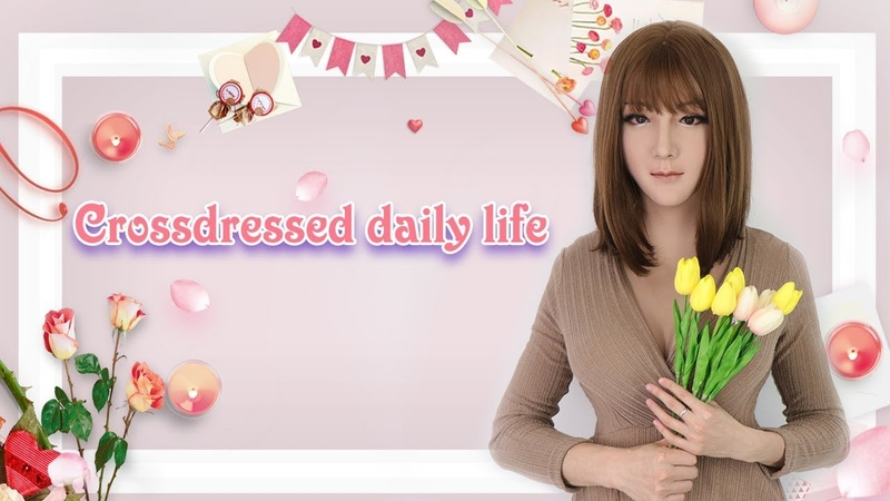 Good morning:Male to Female│Roanyer silicone mask May for crossdresser.