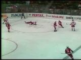 Чемпионат мира по хоккею 1982, Финляндия, групповой этап, СССР-Канада, 4-3, 1 место, Макаров Сергей
