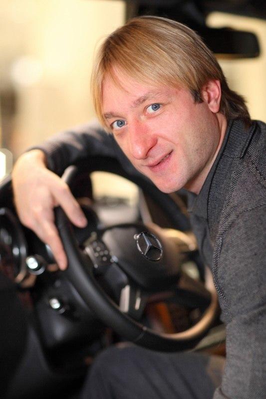 Евгений Плющенко, Москва - фото №6