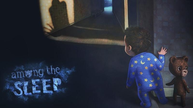 Хоррор игра! Among the Sleep - прохождение | 1 часть