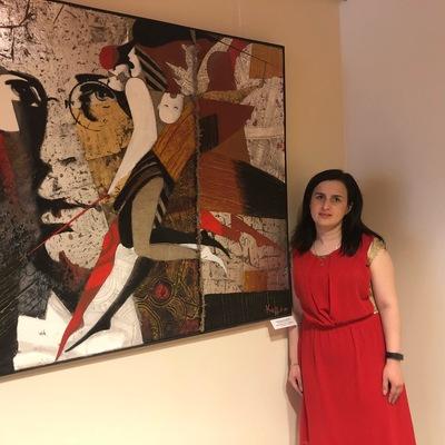 Марина Аджиашвили