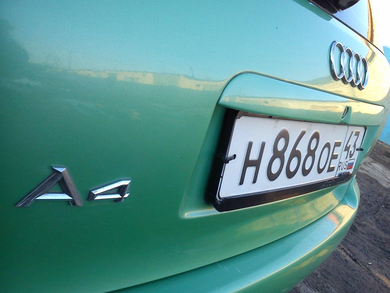 "Audi A4 Avant -""Авдотья"" - Страница 5 XVVts5999m8"