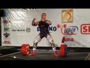Иан Белл - тяга 370 кг (92,1 кг)