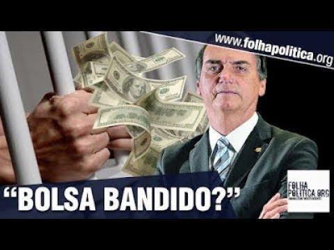 Comprovado o envolvimento da família Bolsonaro com traficantes assassinos melicianos
