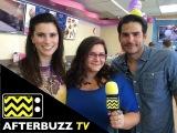 Finding Carter Stars Milena Govich ( Lori) &amp Eddie Matos (Kyle) AfterBuzz TV Interview