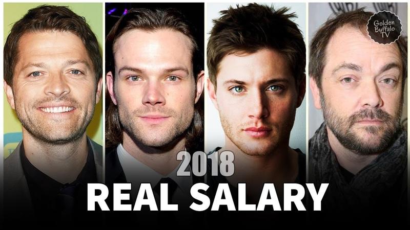 Real Salary of Supernatural Actors