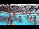 ФИРМЕННЫЙ ТАНЕЦ отеля CLUB INSULA 5* - Алания Турция