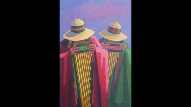 Musica Andina - Leño Verde,Vientos Del Sur