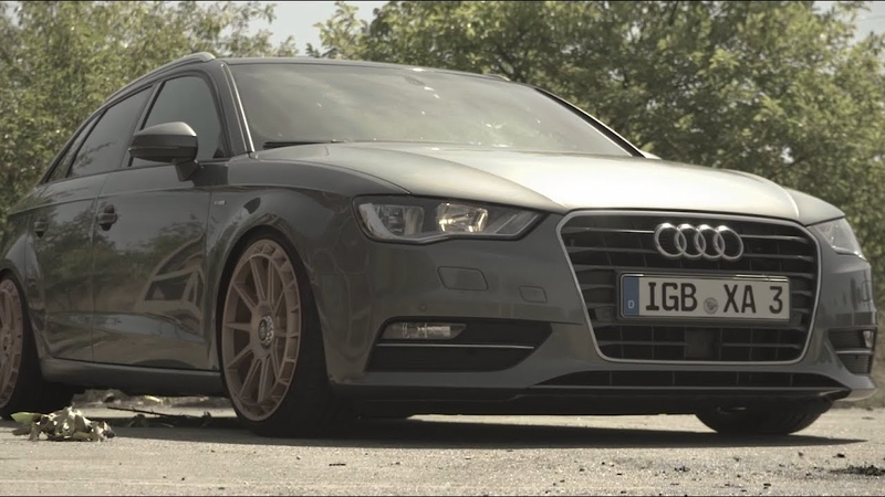 Audi A3 8V S-Line - Nicest A3 ive ever seen!