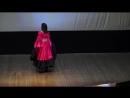 К3усаю руки - Анатолий Бабан, танцует Елизавета Родионова (01.09.2018г.)