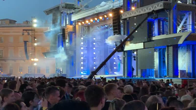 «Алые паруса-2019» Пресняков мл. и Burito