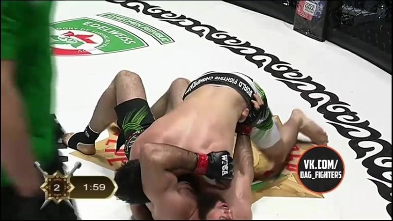 Шах Маммаев 1-0 (Дагестан, Россия) 🇷🇺🆚🇷🇺Шахид Бисултанов 3-1 (ЧР, Россия)