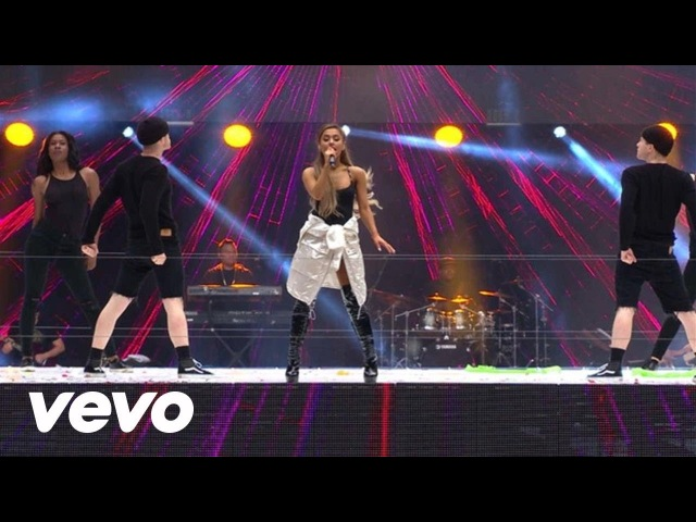 Ariana Grande - Into You (Live At Capitals Summertime Ball 2016)