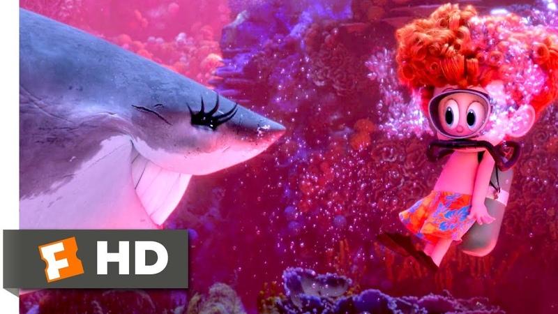 Hotel Transylvania 3 2018 Monsters Under the Sea Scene 5 10 Movieclips