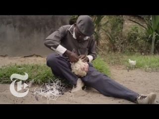 One Man's Trash Is Another Man's Soccer Ball | Op-Docs | The New York Times
