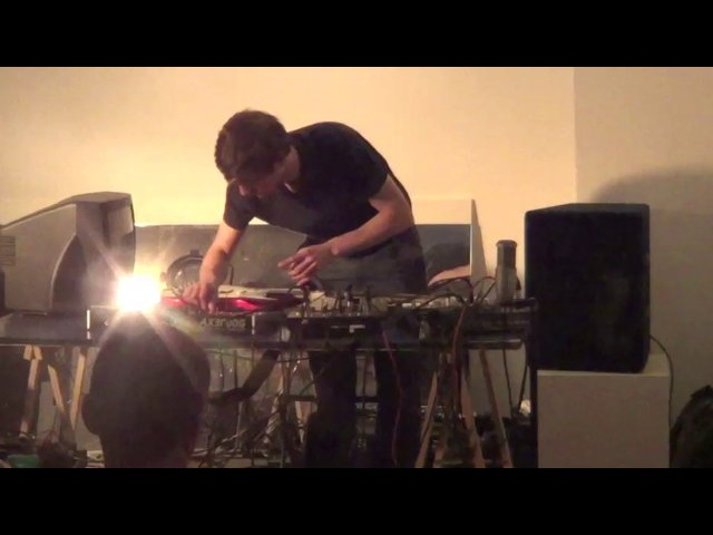 Alexander Markvart live at Quiet Cue Berlin