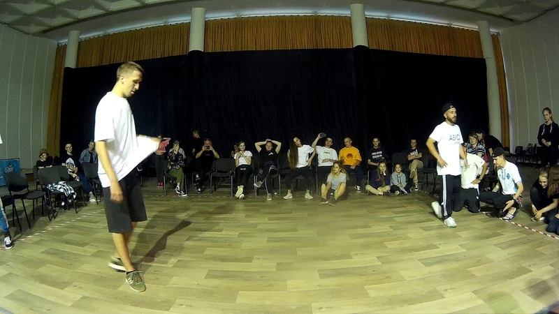 WIK Battle Final Hip Hop Pro