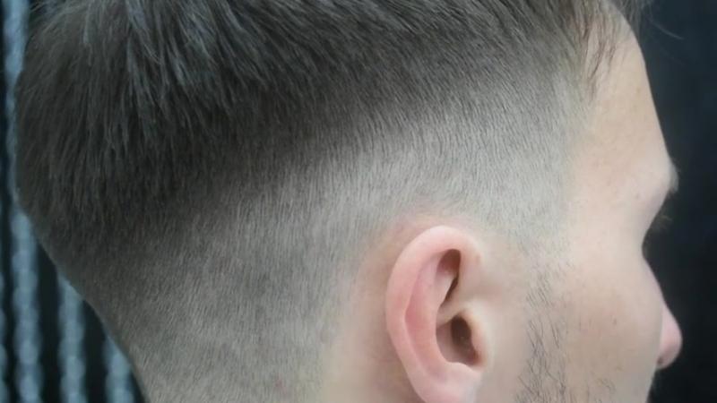 Владение Техниками... BARBERSHOP163 мужская парикмахерская Тольятти