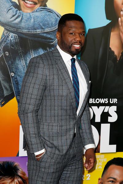50 Cent и Вупи Голдберг Хью ДжекманКлэр Фой