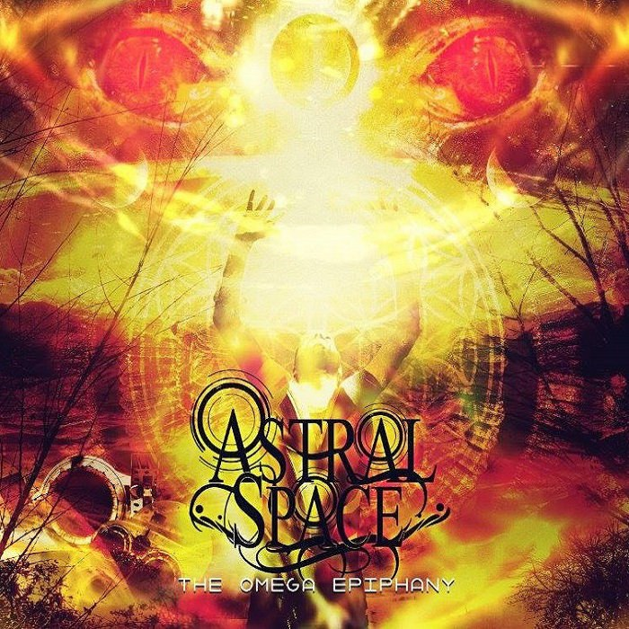 Astral Space - The Omega Epiphany (2015)