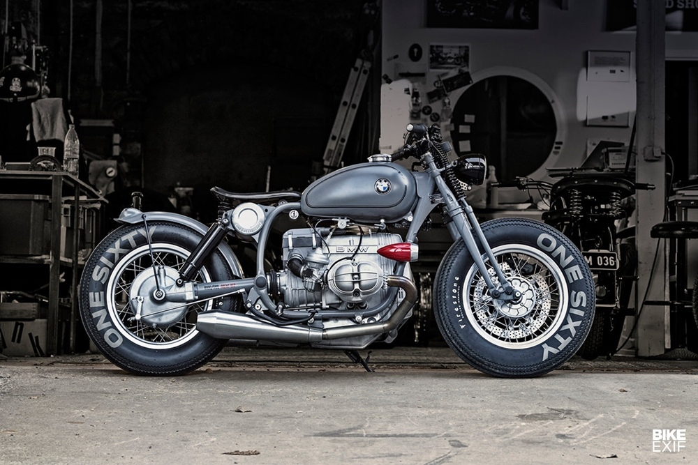 Renard Speed Shop: боббер BMW R100