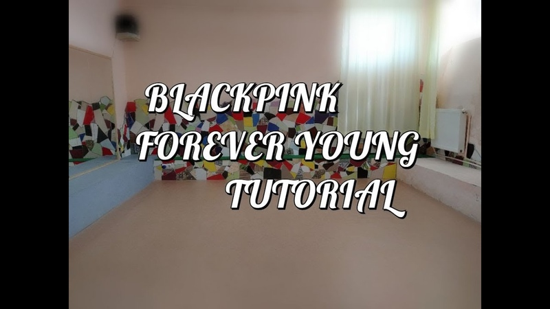 BLACKPINK블랙핑크 FOREVER YOUNG slow mirrored tutorial by Friday Cookies