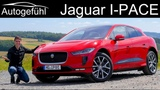 Jaguar I-PACE FULL REVIEW - can the first Jaguar iPace EV beat Tesla and Audi - Autogef