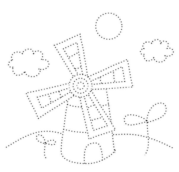РИСУНКИ-ОБВОДИЛКИ Также могут служить шаблонами для аппликаций.