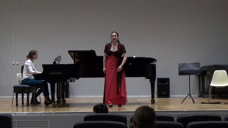 М.П. Мусоргский Песня Шинкарки из оперы Борис Годунов
