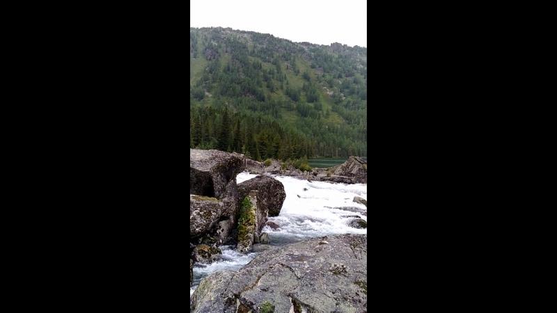 Шумы. Мультинские озера. Алтай