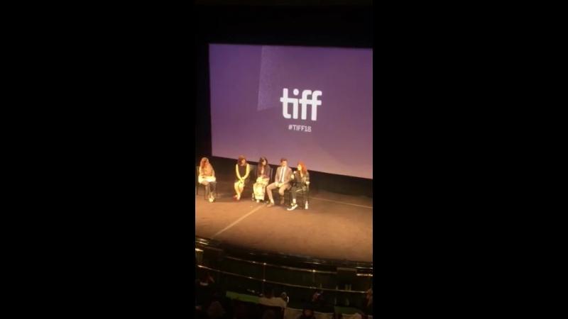 Сьюзен Сарандон на премьерt Viper club - TIFF