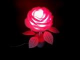 бело розовая ажур