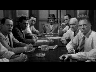 «12 разгневанных мужчин» (1957): Трейлер (дублированный)