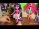 Equestria Girls TWILIGHT SPARKLE My Little Pony Doll Unboxing & Review! by Bin's Toy Bin
