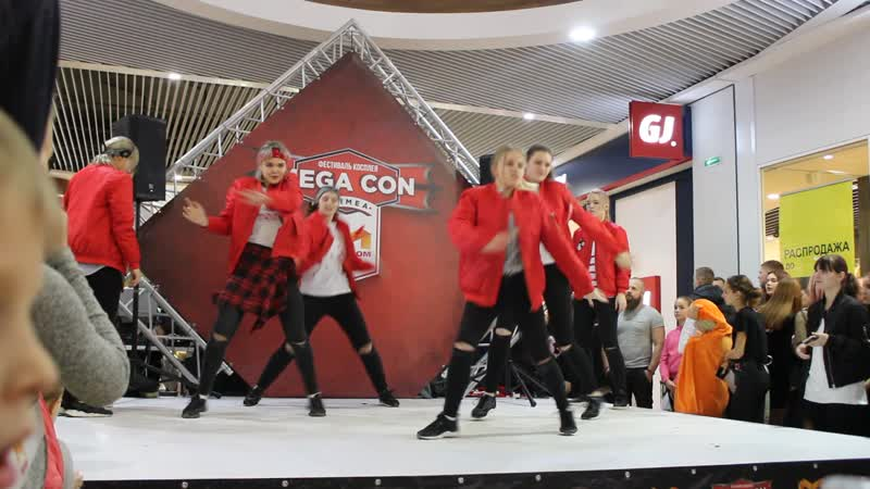 Cover not today bts megacon 2018