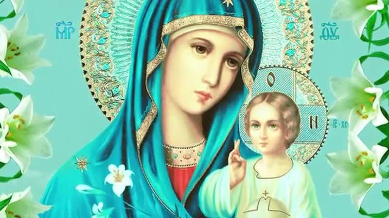 16 апреля. Икона Божией Матери Неувядаемый Цвет. Семиречье, 2019