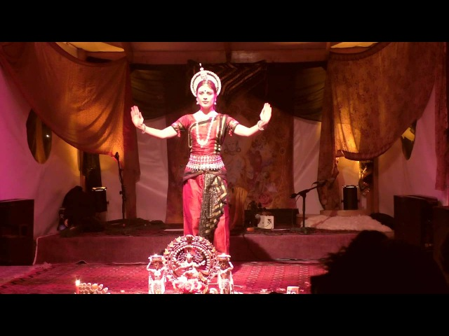 Moksha by Halo Seronko at Rebirth of the Devadasi Medicine Dance