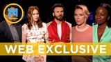 Johansson, Gurira, Ruffalo, Evans, Gillan and the Russo brothers extended interview No Spoilers